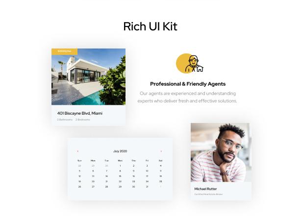 Estancy - Real Estate HTML5 Template, Property Portal - 4