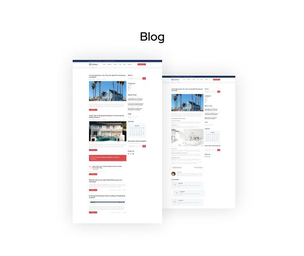 Estancy - Real Estate HTML5 Template, Property Portal - 7