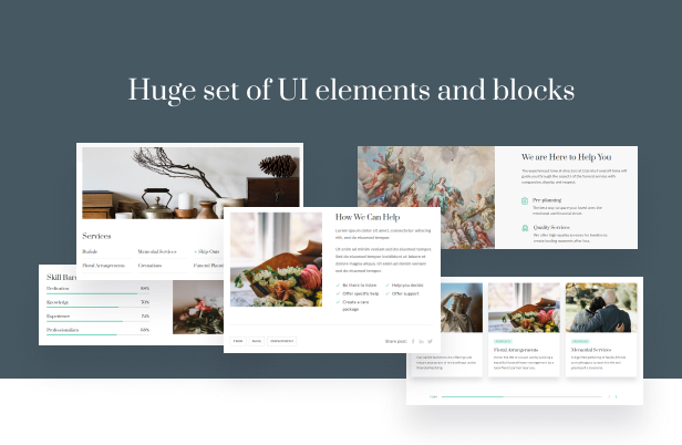 Eternity - Funeral Services HTML5 Theme - 4