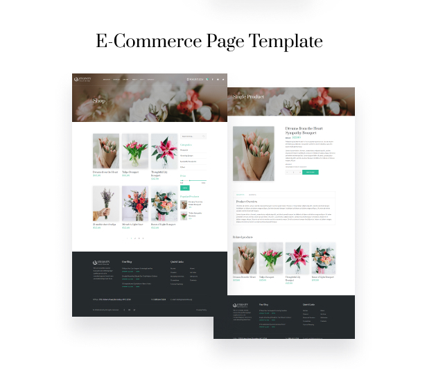 Eternity - Funeral Services HTML5 Theme - 9